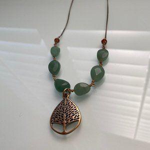 Lucky Brand | Tree Pendant Necklace